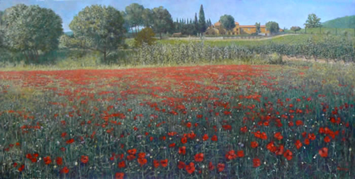 paintingPoppies